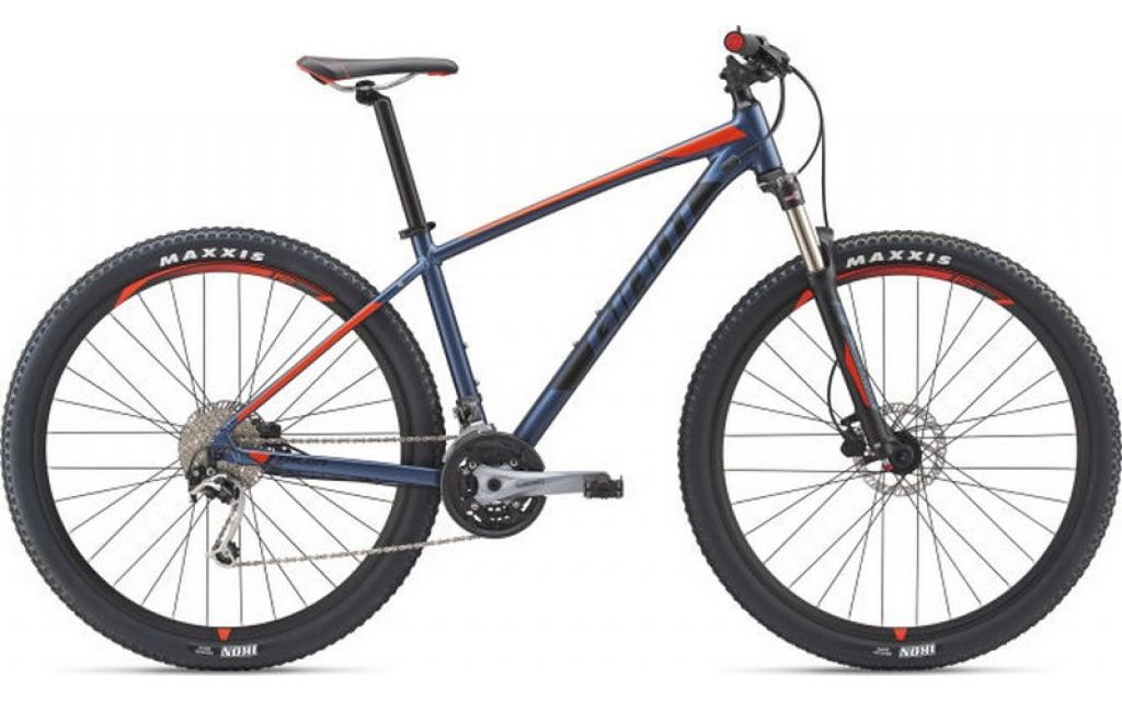 Giant Talon 29er 2 Gray Blue