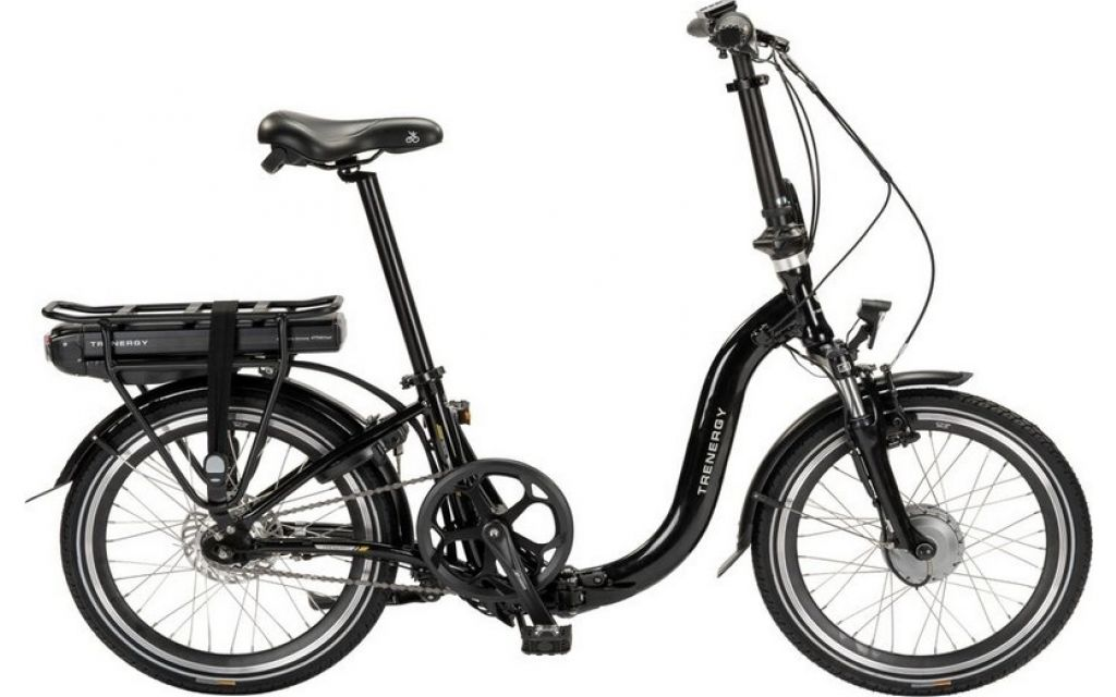 Trenergy Holiday Vouwfiets Elektrisch