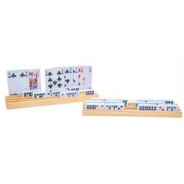 Domino En Kaartenhouder 26X6 Cm