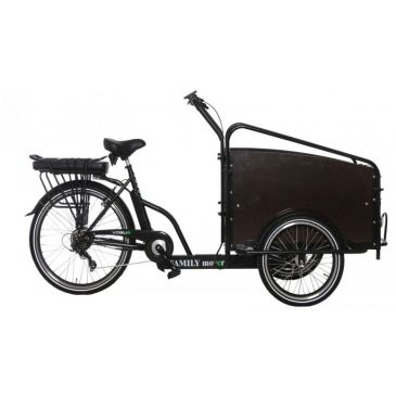 Vogue Family Mover E-bike bakfiets 2018